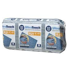 ultratouch 16 25 in x 94 in r21 denim insulation 12 bags 10003