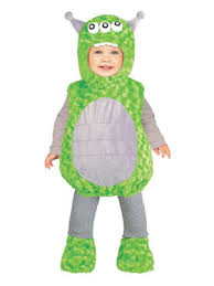 Monster Baby Costume Halloween Baby Lil Monster Costume Baby Monster Costumes