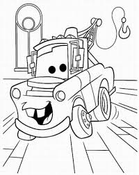 best disney cartoon cars coloring pages womanmate com