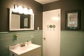 colors to go with seafoam green tile bathroom nest tour minty