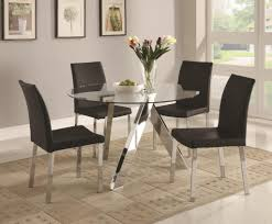 Mirrored Dining Room Tables Mirrored Dining Room Furniture Bettrpiccom Ideas And Round Table