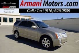 used cadillac suv for sale used cadillac srx for sale in sacramento ca 51 used srx