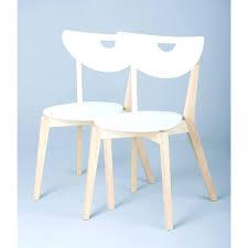 chaises cuisine couleur gracieux chaise cuisine blanche chaises de blanches couleur