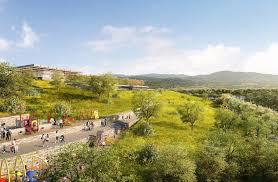 hills at vallco by rafael viñoly and olin landscape architects