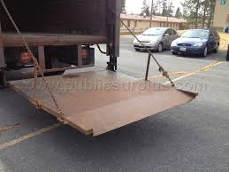 wooden kenworth truck public surplus auction 1237173