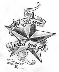 star letter sign tattoo design by 2face tattoo on deviantart