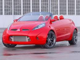 mitsubishi convertible 2016 2003 mitsubishi tarmac spyder concept review supercars net