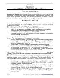 manufacturing resume examples crna resume examples