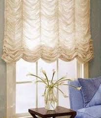 Bathroom Window Valance by Diy Austrian Shades I Would Love These For My Office Home