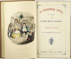 how charles dickens saved christmas things said and done