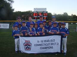west hartford little league district all stars reach state final