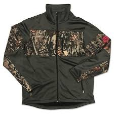 Rugged Outdoor Jackets Black Antler Mens Jacket Stealth Camo Design Rugged Outdoor