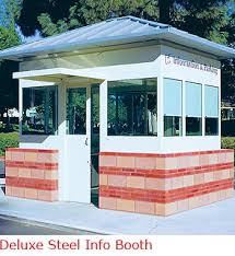 photo booths for guard shack guard booth high security booths b i g