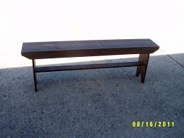 Simple Wooden Bench Narrow Benches For Hallway 147 Inspiration Furniture With Narrow