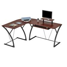 Desk L Shape Z Line Designs Espresso Desk Zl21020 01ldu The Home Depot