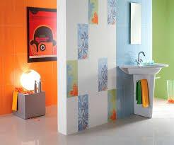Orange Bathroom Ideas Colors 86 Best Bathroom Decor Images On Pinterest Bathroom Ideas Room