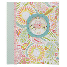 baby girl memory book leaf baby memory book happi baby girl leaf baby