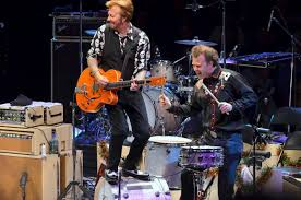 the brian setzer orchestra rocks extravaganza with the