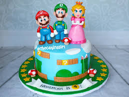 mario cake topper cutest mario luigi princess cake toppers figurine