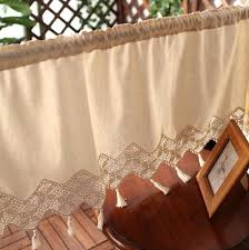 Crochet Kitchen Curtains by Compare Prices On Crochet Kitchen Curtains Online Shopping Buy