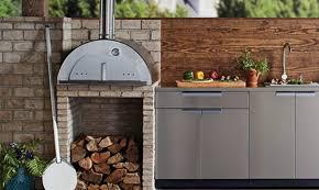 outdoor kitchen cabinet doors diy outdoor kitchens the home depot