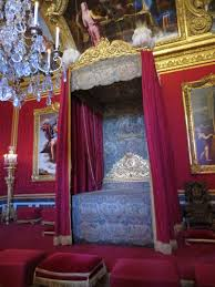 chateau de compiegne picardie france bedroom of empress marie