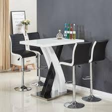 Breakfast Bar Table And Stools Breakfast Bar Tables And Stools Creepingthyme Info