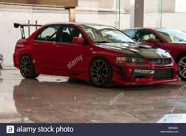 mitsubishi lancer modified mitsubishi lancer evolution stock photos u0026 mitsubishi lancer