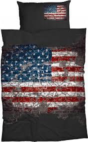 Flag Pictures Bettwäsche Casatex American Flag Mit Flaggenmotiv Auf Raten