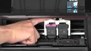 resetter printer hp deskjet 1000 j110 series fixing a carriage jam hp deskjet 3000 printer youtube