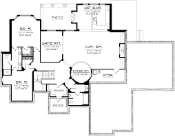 delgado luxury spanish home plan 051s 0101 house plans and more