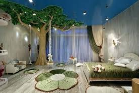 chambre dans un arbre arbre deco chambre bebe deco chambre enfant balancoire arbre deco
