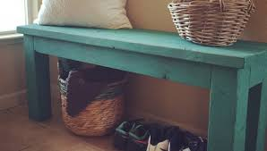 bench the best 30 diy entryway bench projects wonderful long