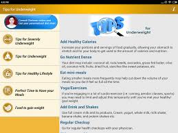 healthy colors weight gain diet plan u0026 foods android apps on google play