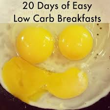 diabetic breakfast meals 20 low carb breakfast ideas low carb sugar free