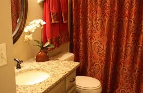 Chocolate Brown And Red Curtains Shower Compelling Shower Curtain Brown Tree Bright Hookless