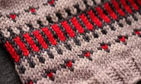 how to knit fair isle patterns tin can knits