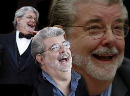 Lucas Meme - laughing george lucas laughing tom cruise know your meme