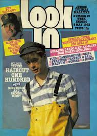 look in 198219 haircut one hundred issue