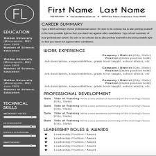 resume templates teacher how to convey entry level teacher resume