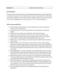 sample bookkeeper job description assistant accountant job description financial assistant job