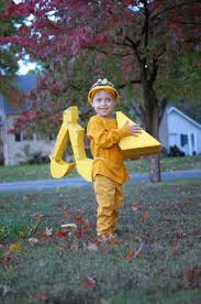 Bob Builder Halloween Costume Parenting Preemie Pope Shouldn U0027t Backhoe