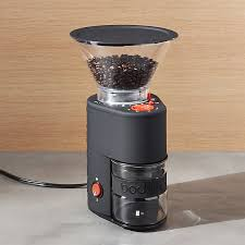 Where To Buy A Coffee Grinder Bodum Electric Coffee Grinder Crate And Barrel