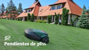 robomow robotic mower rs rc rx 2017a spanish 1104 youtube