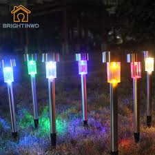 cheap solar lights for the garden home outdoor decoration