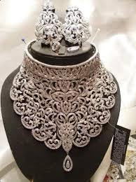 ladies necklace sets images Diamond necklace sets gt gt beautiful necklace girls stuff bmp