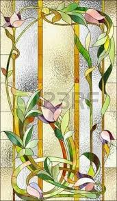 Flower Glass Design Image Result For Simple Stained Glass Flower Patterns Antique