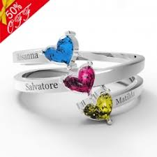 customized rings with names name rings personalized name engraved rings
