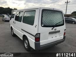 nissan family van used nissan vanette van from japan car exporter 1112141 giveucar
