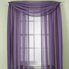 Purple Sheer Curtains I The Idea Of Layering Another Sheer Colored Curtain The